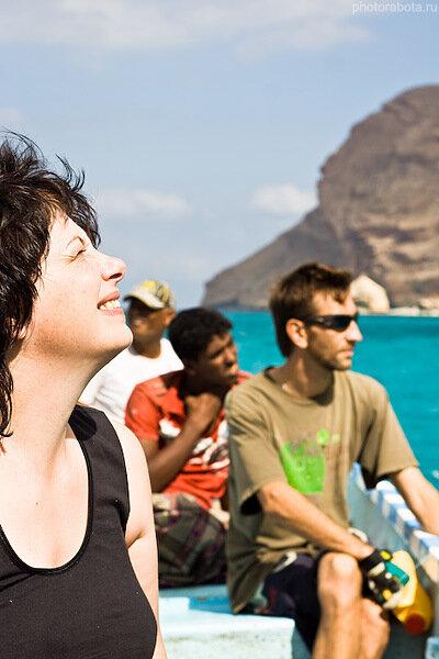 В бухту Шуаб