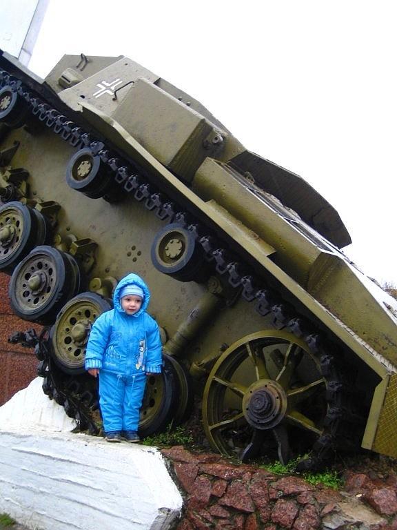 эт мой дедушка танк разбил, понятно?