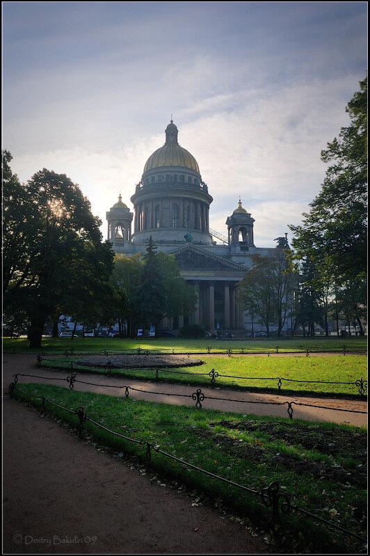 Петербургская осень