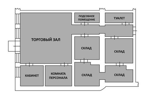 Аптека схема помещений
