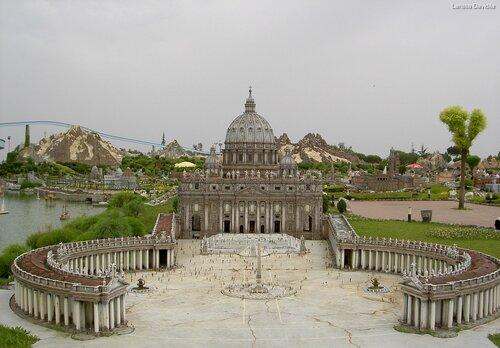 Рим. Собор Св. Петра.