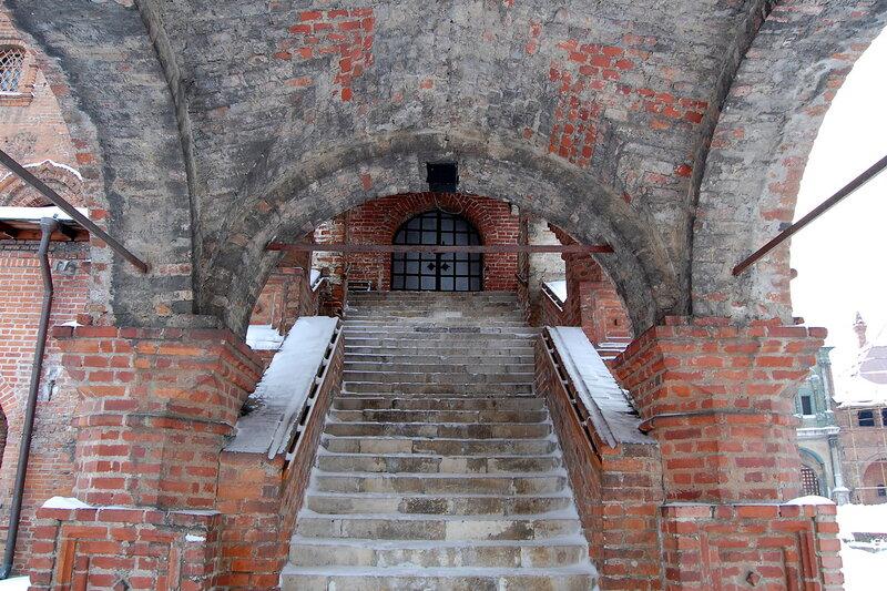 Крутицкое подворье и Новоспасский монастырь
