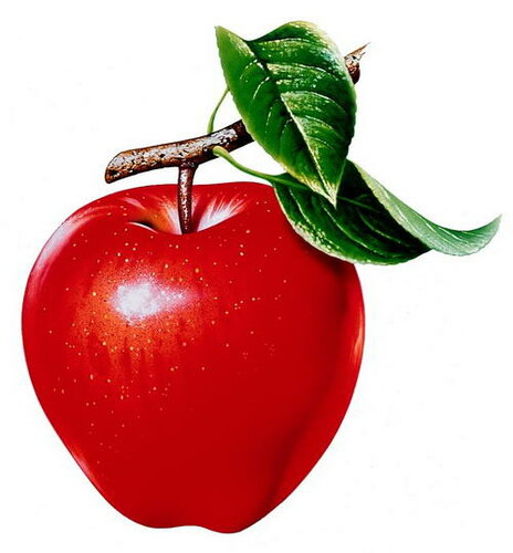 Наливное яблочко...