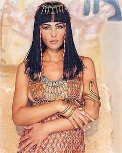 Клеопатра царица египта порно