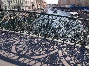Решётка Певческого моста