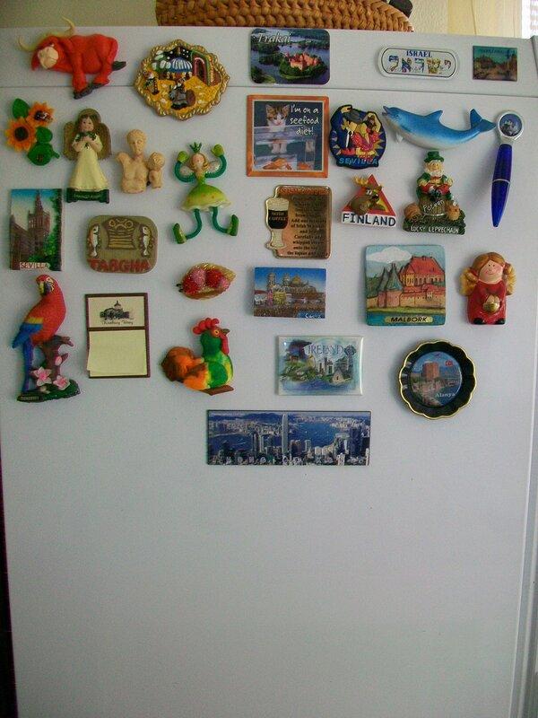 магнитики с фото на холодильник
