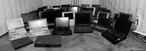 особенности старых ноутбуков