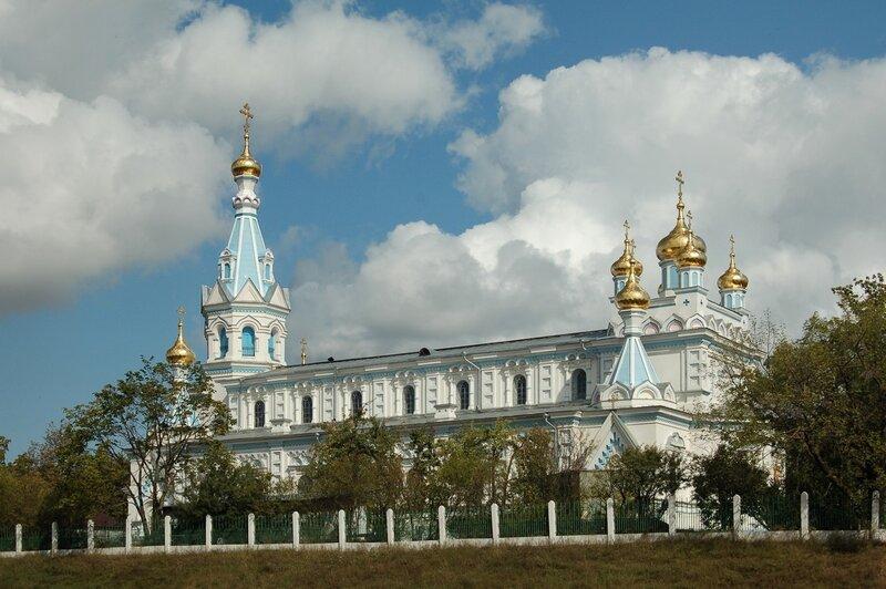 Даугавпилсский Борисо-глебский православный собор