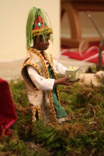 Рождество в Старосадском переулке.