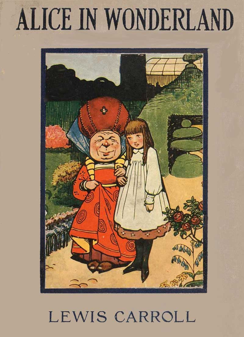 an analysis of alice in wonderland a novel by lewis carroll Sunday book review 'the story of alice: lewis carroll and the secret history of wonderland lewis carroll and the secret history of wonderland.
