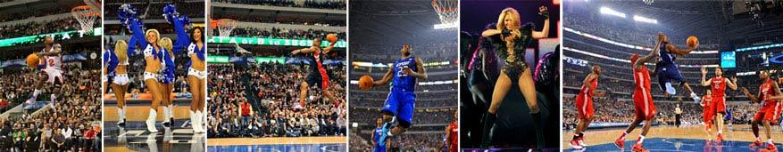 Матч Всех Звезд НБА / NBA All-Star Weekend