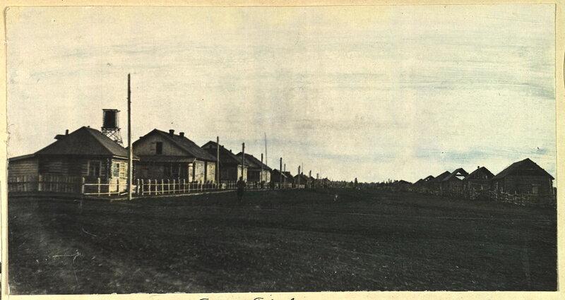 Поселок Бакчарского