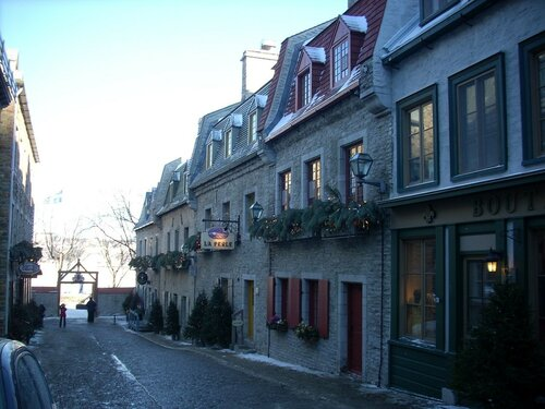 Зимний отдых по-канадски, Квебек