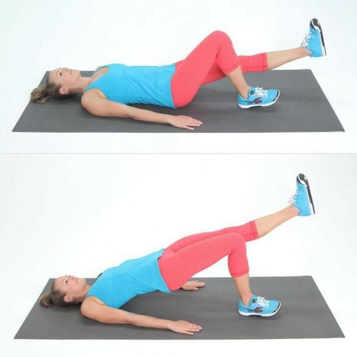 9 базовых упражнений для красивой фигуры