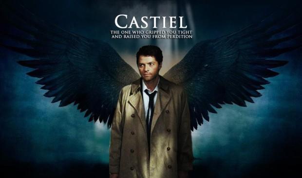 День рождение ангела Кастиэля