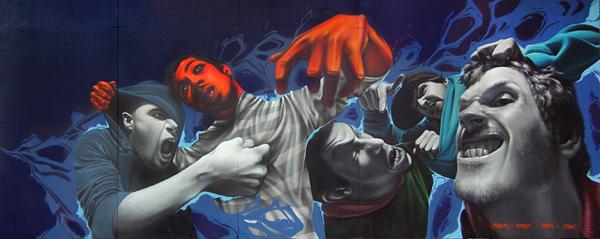 Французский графический дизайнер Arthur Maslard aka Ratur