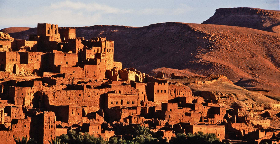 Пентос Уарзазат, Марокко
