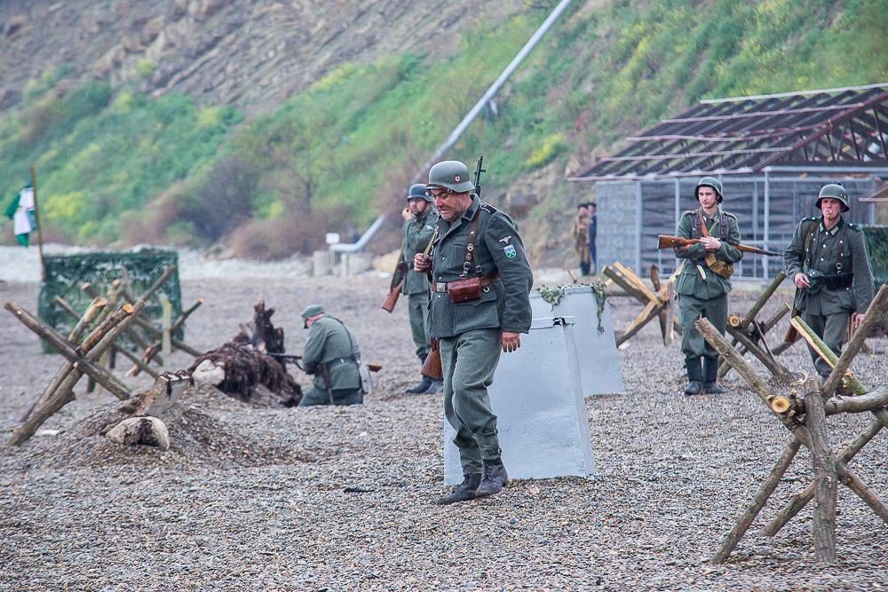 Анапа военная реконструкция фото