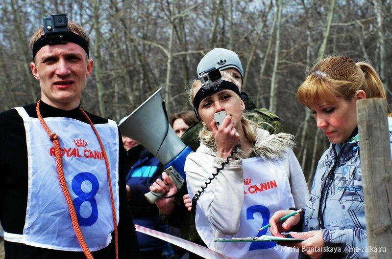 Crazy SledDog - 2015, Саратов, Кумысная поляна, 19 апреля 2015 года