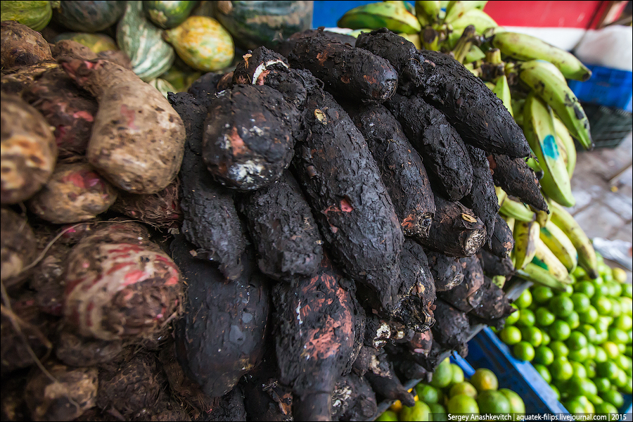 Доминиканский рынок