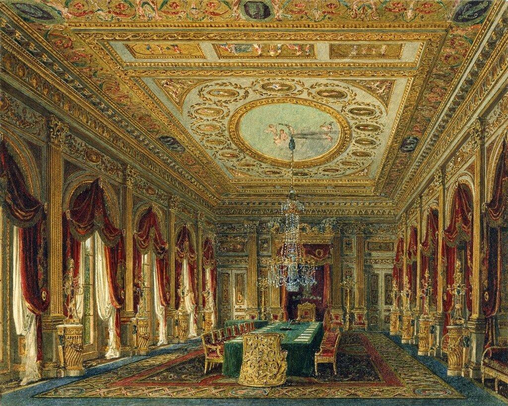 Carlton House: Тронный зал  гр. 1 818