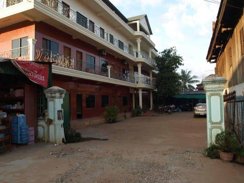 Гостиница в Тбенг Менчей