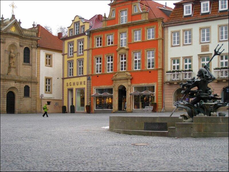 Рыночная площадь, Падерборн