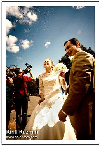 свадьбы. фотосъемка профессионального фотографа в Москве
