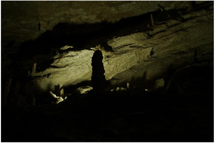 интерьеры пещер на фото © Кирилла Кузьмина