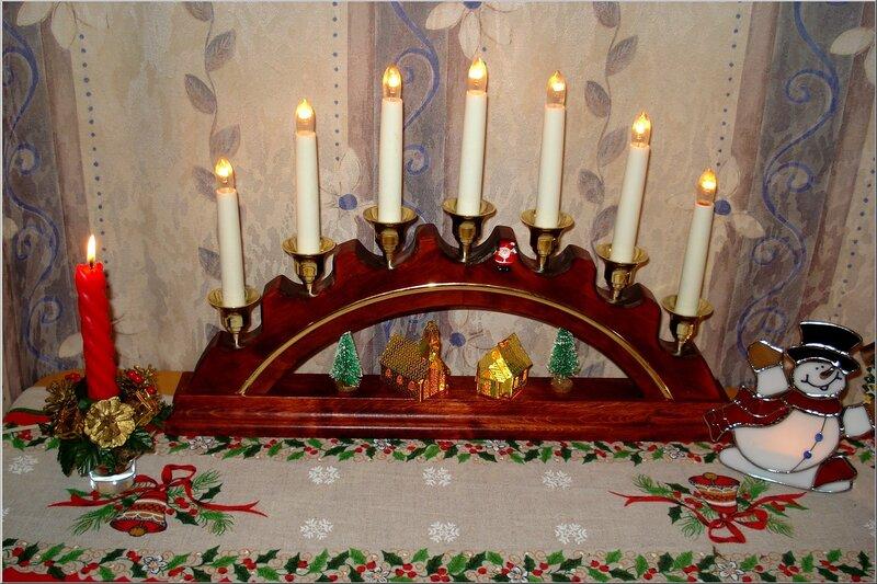 Рождественские украшения.