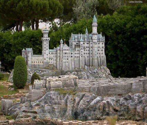 Замок Баварского короля.