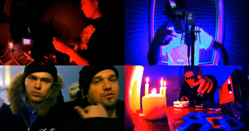 Mezza Morta - Это не хип-хоп (2009)