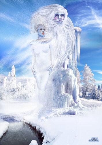 Барин Мороз и сударыня Метель