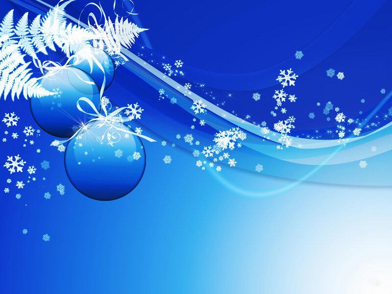 Скачать бесплатно Новогодние обои для