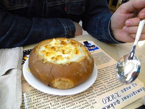Французский, луковый суп*