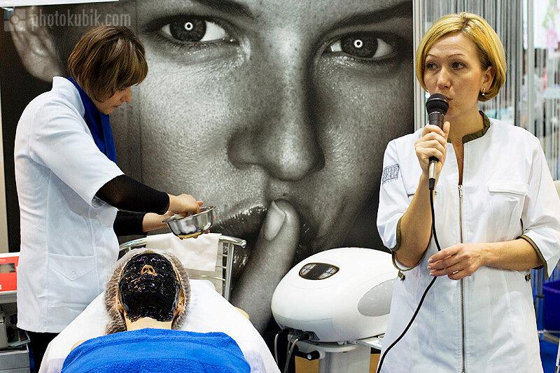 фоторепортаж маникюр конкурс выставка beauty  InterCHARM Украина 2010   фоторепортаж