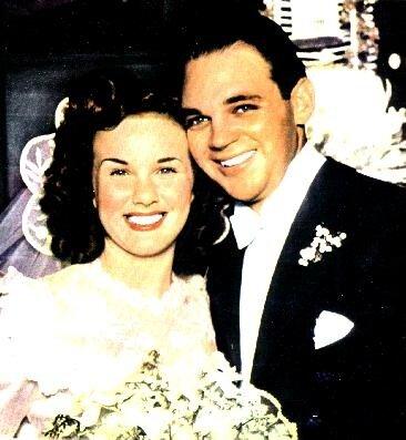 With Paul Vaughn 18.04.1941.