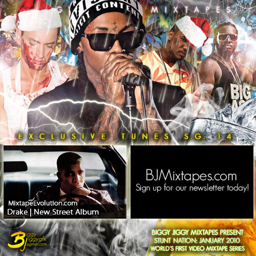 Biggy Jiggy Mixtapes - Exclusive Tunes S.G. 14