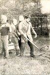 Школьный поход. 1972 г.