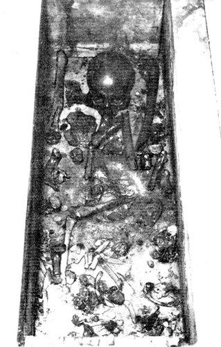 Могила Николая Мирликийского