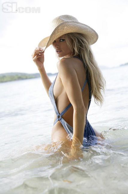 SI Swimsuit Model: Marisa Miller
