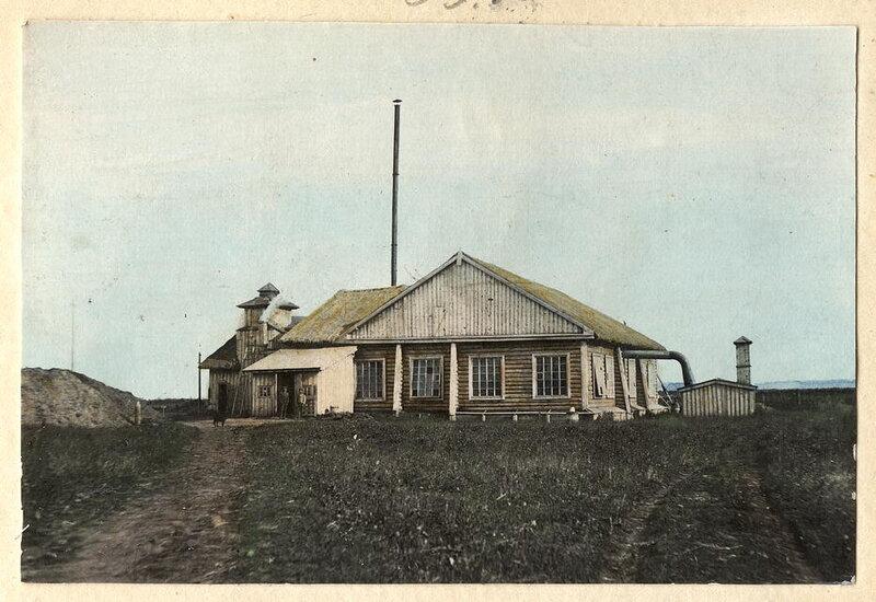 Колпашевский льнозавод