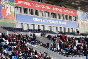 """ФОТО: """"Витязь"""" (Подольск) - """"Носта"""" (Новотроицк) 2:1"""