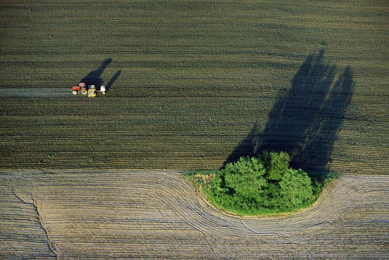 Фотографии Алекса Маклина,вид сверху