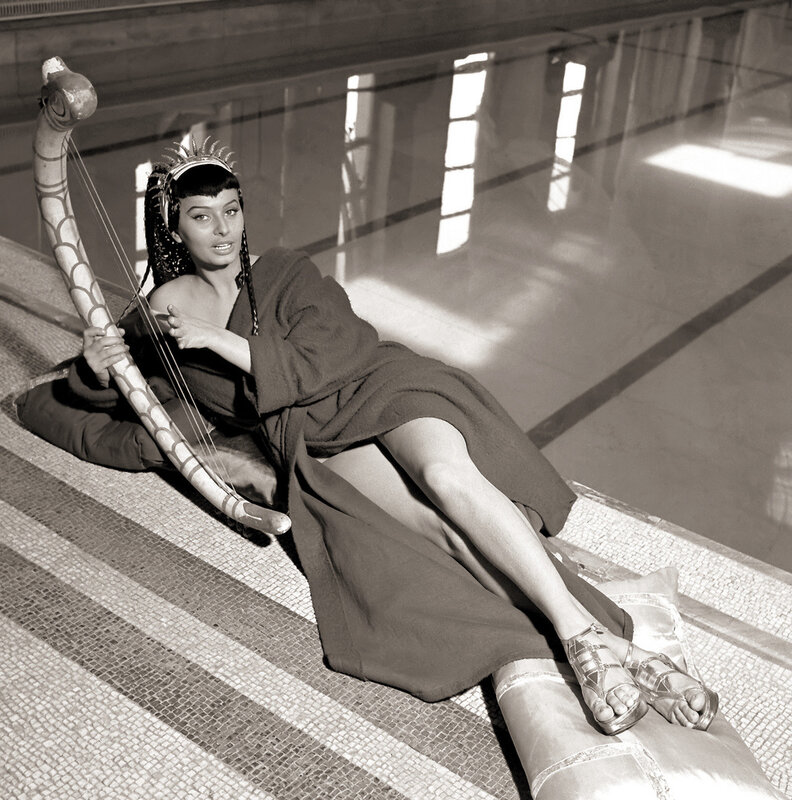 Sophia Loren - Two Nights With Cleopatra