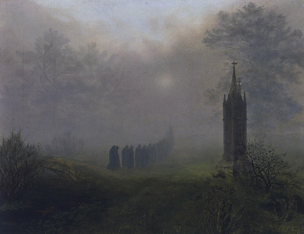 Ernst_Ferdinand_Oehme_-_Prozession_im_Nebel.jpg