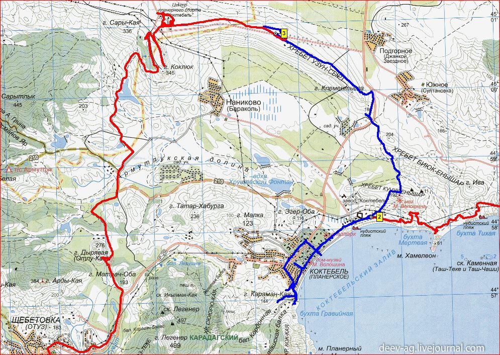 Крым. Май-июнь 2015г. 26 мая, день 3.