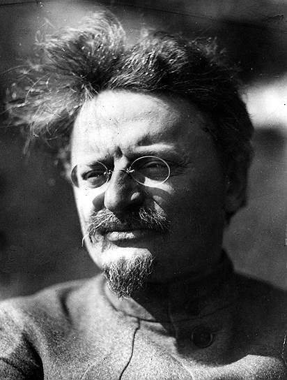 Лев Троцкий - революция и смерть