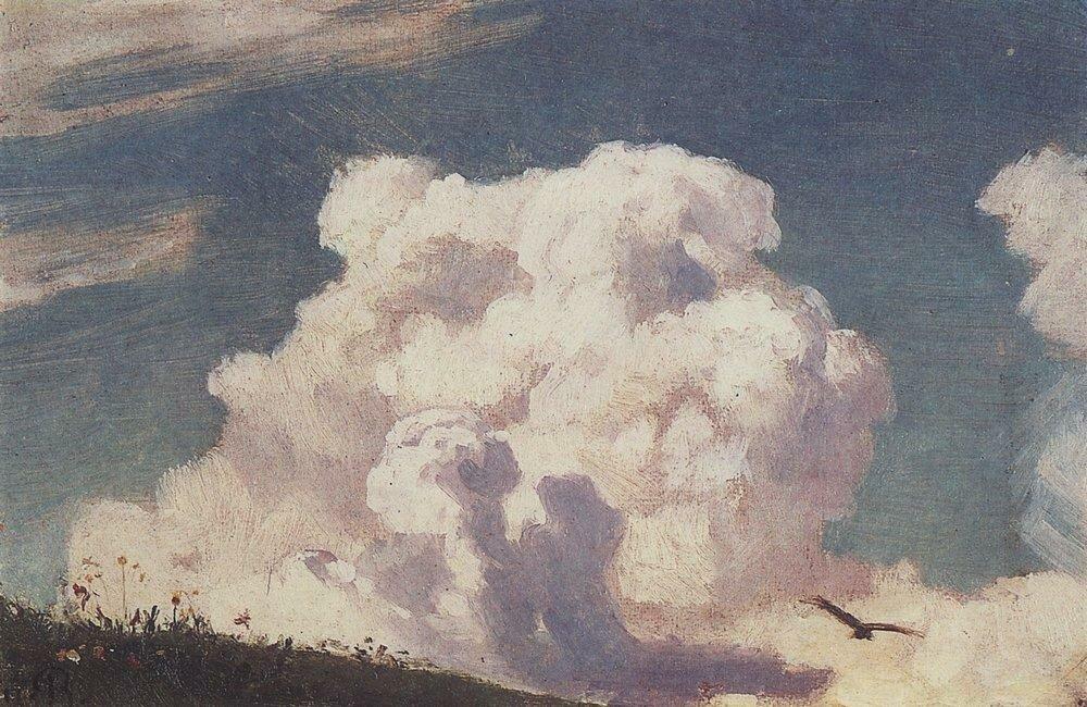 Облака. 1880-е.jpg