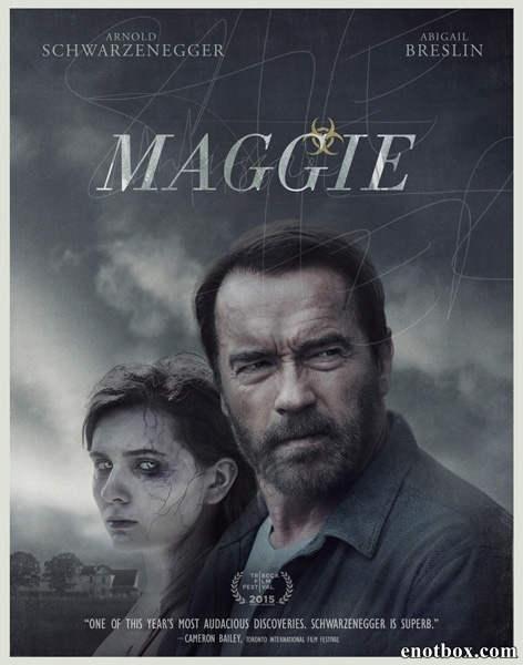 Мэгги / Maggie (2015/WEB-DL/WEB-DLRip)